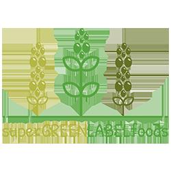 Super Green label foods - European R&D Department-Rezos Brands