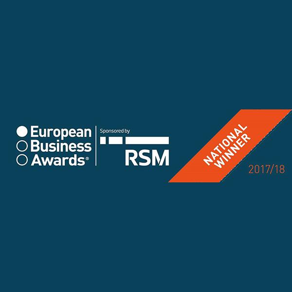 European Business Awards RSM - European R&D Department-Rezos Brands