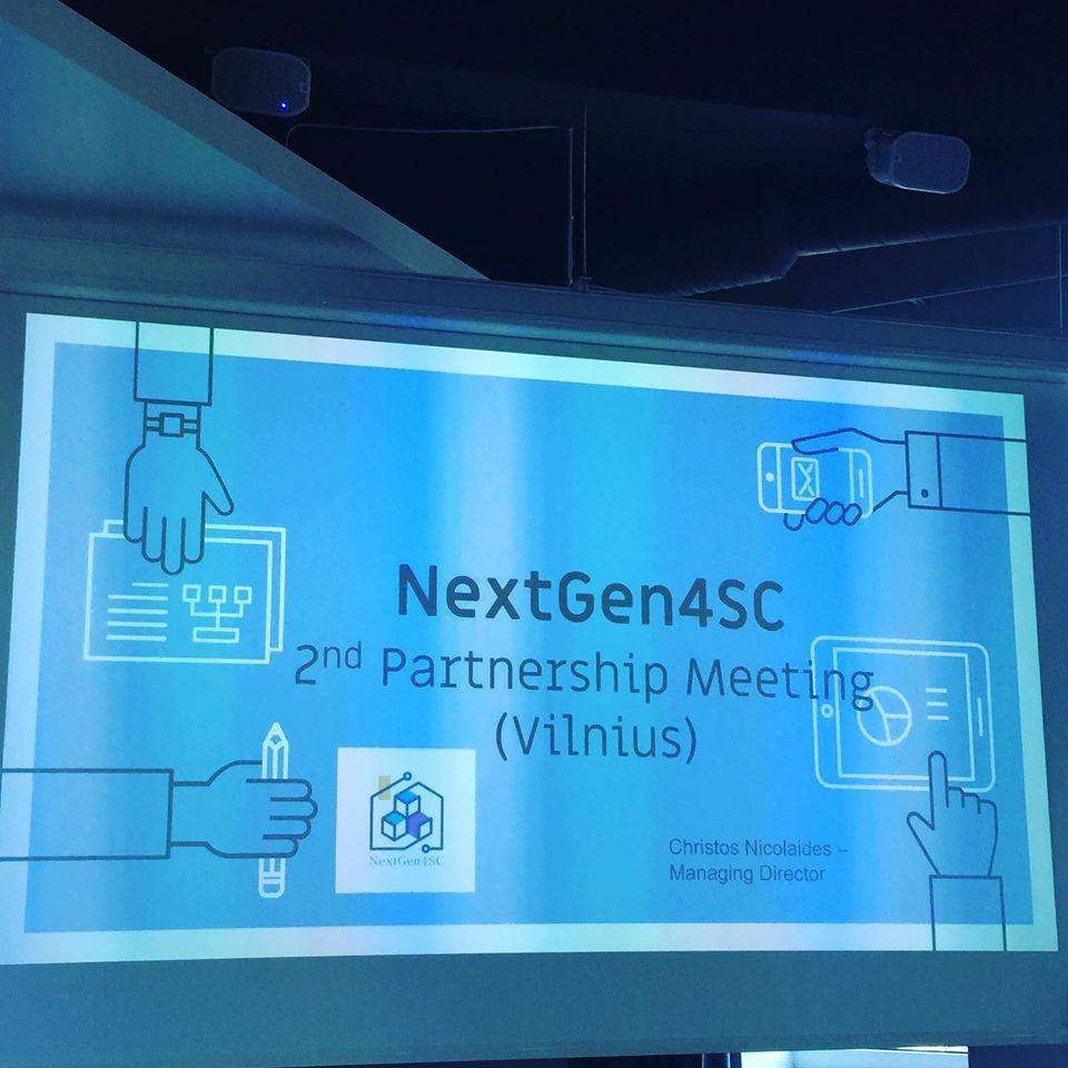 2nd Project Meeting of NextGen4SC