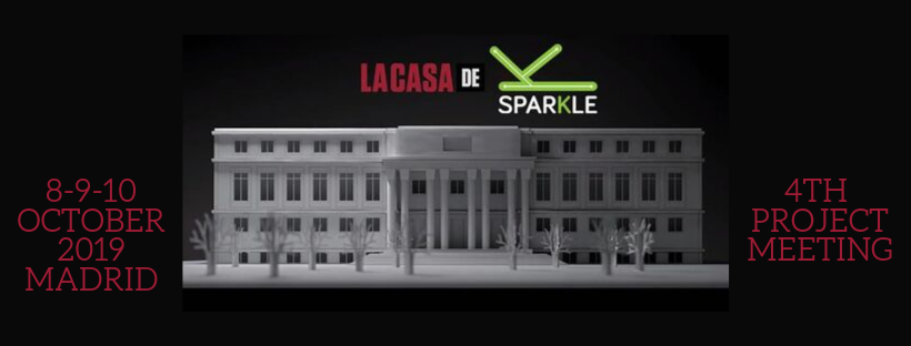 4th Project Meeting of SPARKLE